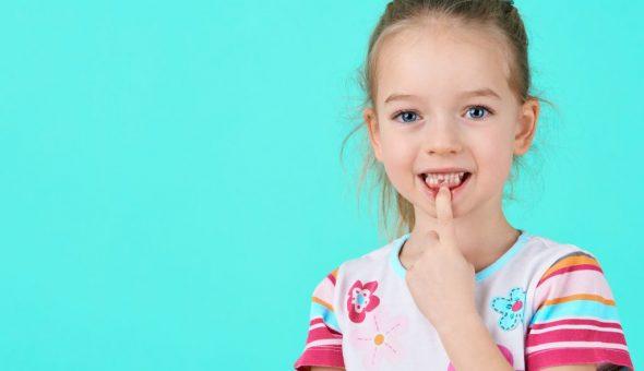 Выпадение молочного зуба нестрашно