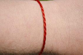 Правила изготовления красной обережной нити