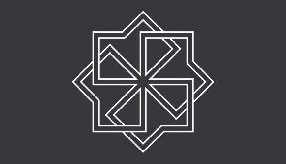Молвинец — знак в форме восьми лучей