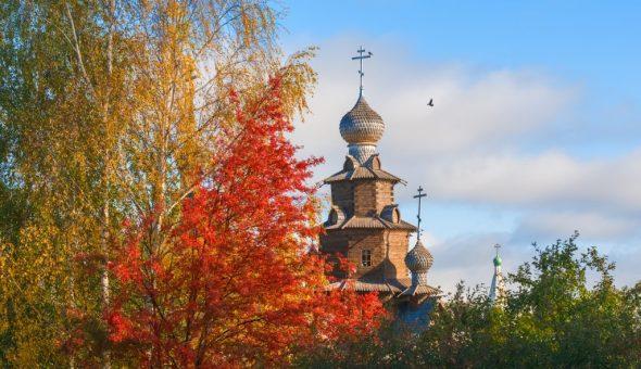 День Казанской Богоматери