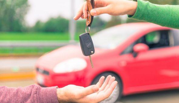 Быстрая продажа машины