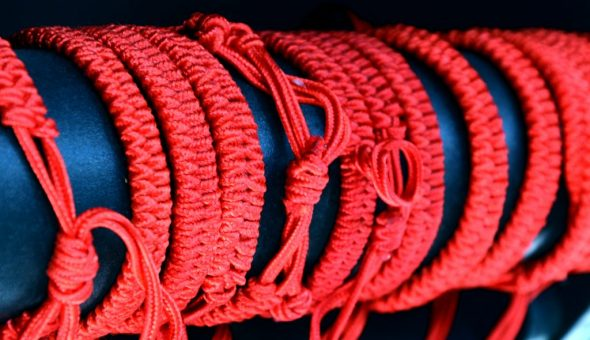Различное плетение