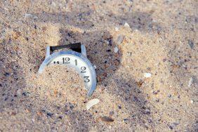 Найденные на улице часы
