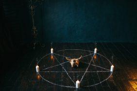 Пентаграмма Сатаны