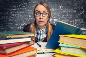 Обряды перед экзаменом