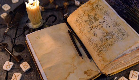 Ставы для привлечения любви записывают на бумаге