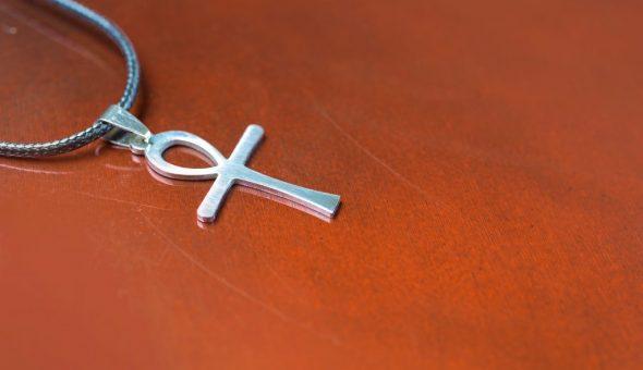 Амулет Крест жизни