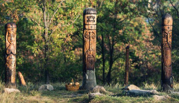 Славянский Крес объединяет силу 8-ми богов