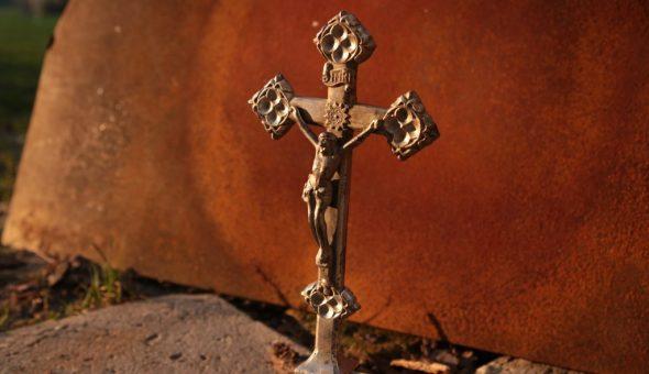 Крест имеет мощную силу
