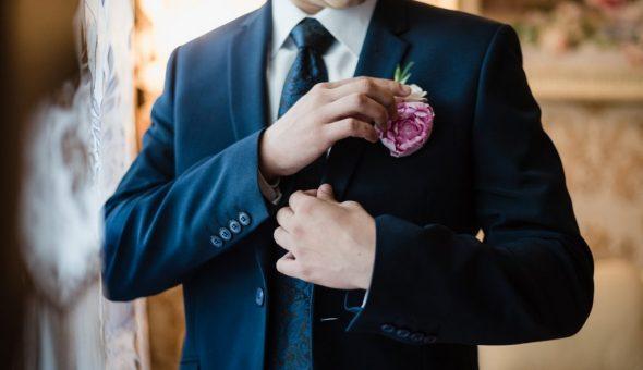 Жених должен сам выбирать наряд себе на свадьбу
