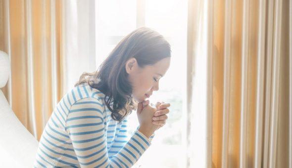 Молитва матери о защите сына