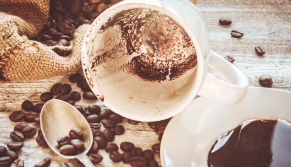Значение цифр на кофейной гуще