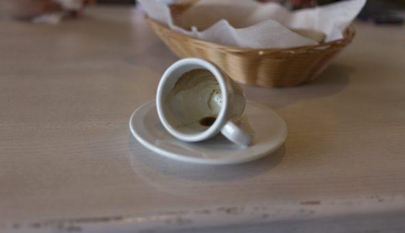 Толкование птицы в гадании на кофейной гуще
