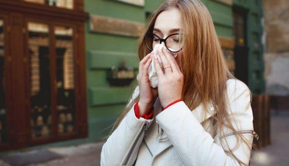 Чихание может предвещать свидание