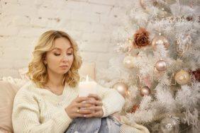 Гадания на Рождество со свечой