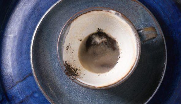Значение собаки на кофейной гуще
