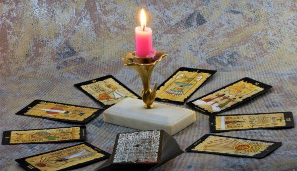 Гадание по Кругу царя Соломона