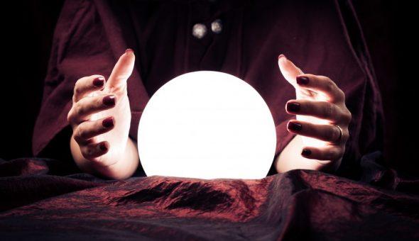 Гадание по магическому шару