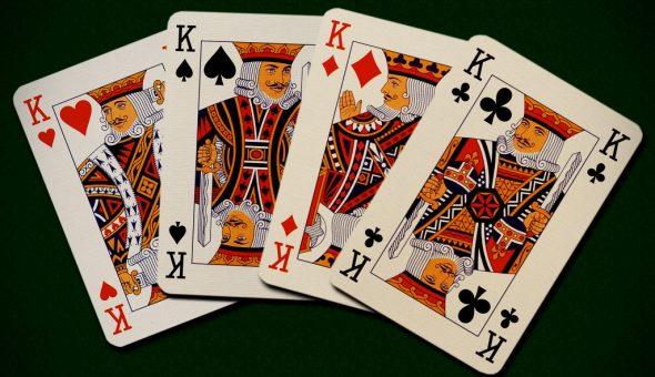Правила гадания на 4 королей