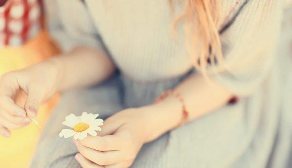 Способы гадания на цветках