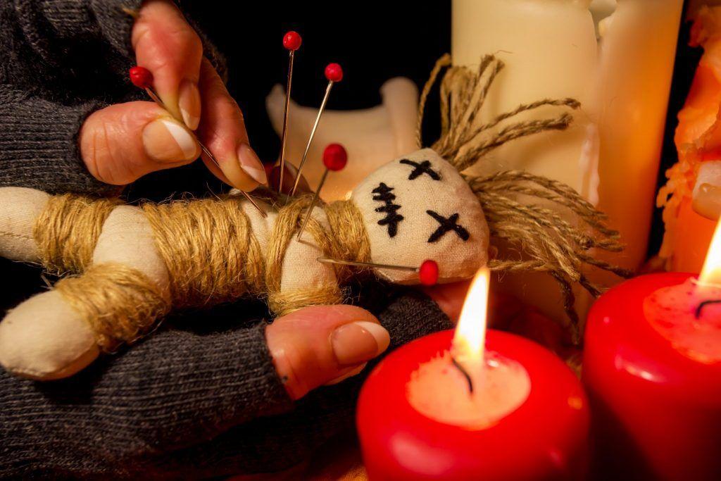Куклы вуду как сделать своими руками в домашних условиях 38
